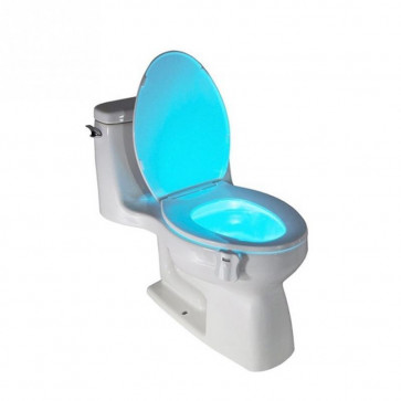 Bowl Light Toilet Night Light