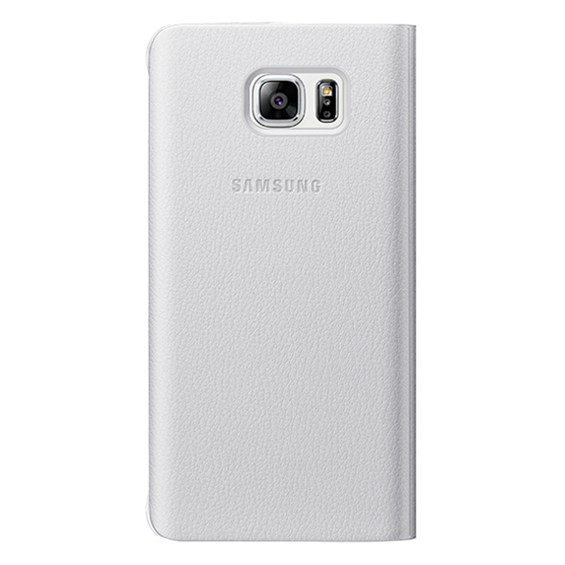 uk availability 318b2 b53a8 Galaxy Note 5 S-View Official Samsung Flip Cover White