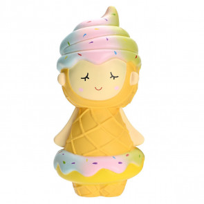 Oriker Scented Squishy Ice Cream Doll