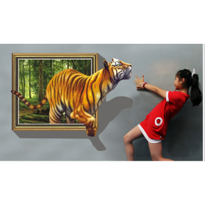 3D Wall Decal Stickers